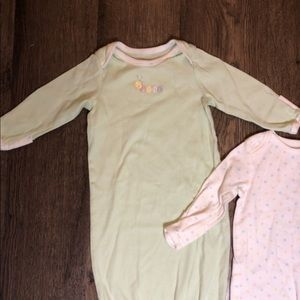 Little Me Dresses - Little me gown bundle